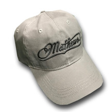 Mathews Grey Cap