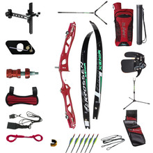Krossen Xenia Entry Level Competition Package - Red