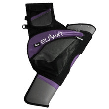 Summit Elite Tournament Quiver - Purple