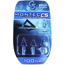 G5 Montec CS Broadheads