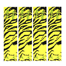 Bohning Blazer Tiger Arrow Wraps - Yellow