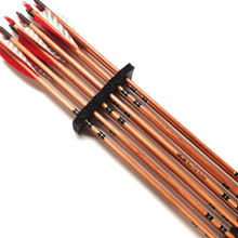 Rose City Archery Hunter Premium Wood Arrows - RED