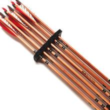 Rose City Archery Hunter Premium Wood Arrows - RED