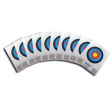 10 Pack of 40cm Single Spot Targets
