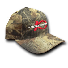 Kodiak Outdoors Camo Cap