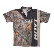 Hoyt Camo Shooter Jersey