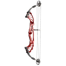 Hoyt Prevail Compound Bow - Red