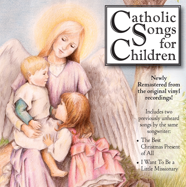 Catholic Songs for Children CD