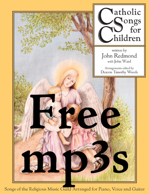Catholic Songs for Children Sing-along mp3s
