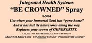 Be Crowned!  Spray 8 oz