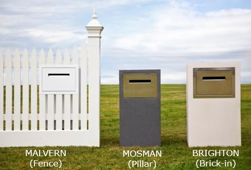 Letterbox - picket fence, wall, brick in, pillar.jpg
