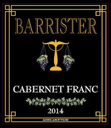 2014 Cabernet Franc, Columbia Valley