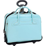 Wheelie Case (Aqua Blue)
