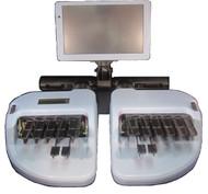 Infinity Ergonomic CART W/LCD