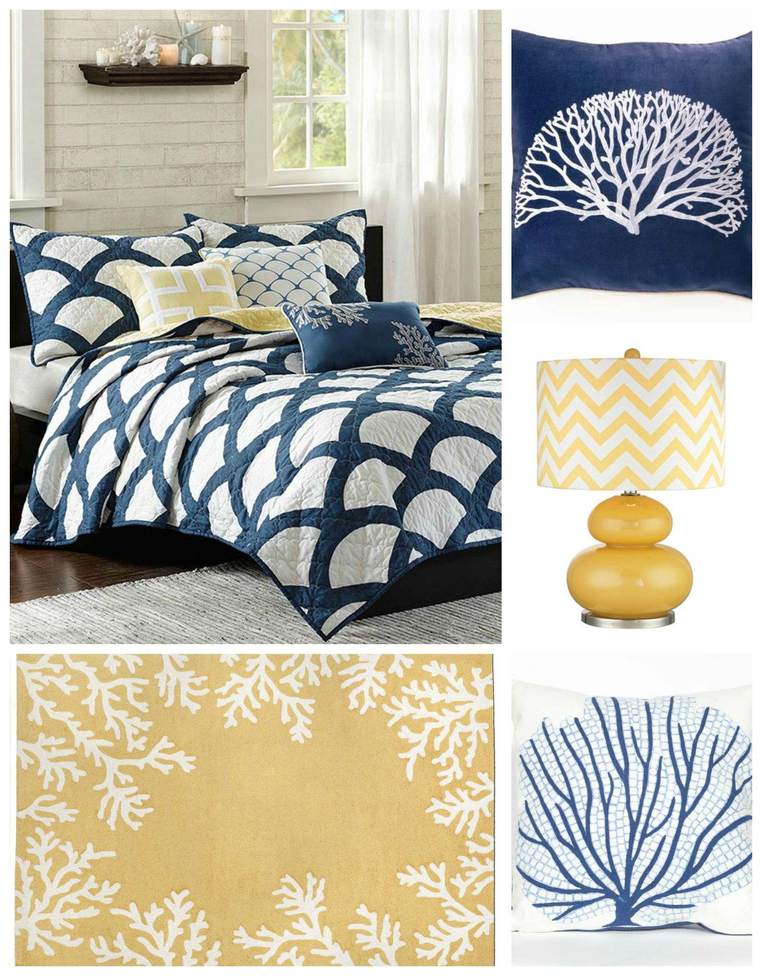 Exceptional Yellow And Blue Bedroom Decorating Ideas. Yellow Blue Bedroom Decorating  Ideas