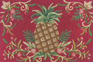 Golden Pineapple Small Mat