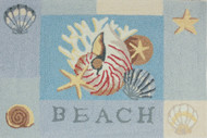 Key West Nautilus Small Mat