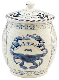 Blue Crab Cookie Jar