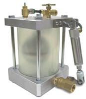 Zero Air Loss Automatic Condensate Drain, Pneumatic, Van Air Systems PDV500-EZ