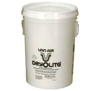 VAN AIR DRY-O-LITE DESICCANT 50LB PAIL, 33-0313, Sodium Chloride Desiccant, Compressed Air Desiccant, Natural Gas Desiccant