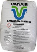 """ACTIVATED ALUMINA DESICCANT 1/4"""" 50LB BAG, P/N 33-0241"""