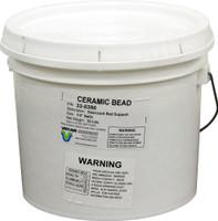CERAMIC BEAD/PREBED 30LB PAIL, P/N 33-0390