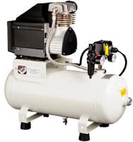 PC1/24/3, Panther Oil Free Mini Air Compressor, 6.3 Gallon Tank,  3.57 CFM, 115/1/60