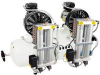 PC2x2/100, Panther Oil Free Mini Air Compressor, 26 Gallon Tank,  12.7 CFM, 220/1/60