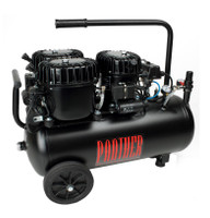 P150/50AL, Panther Silent Mini Air Compressor, 13 Gallon Tank, 6.3 CFM, 115/1/60
