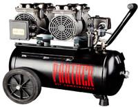 PC90x2/24, Panther Oil Free Mini Air Compressor, 6.3 Gallon Tank, Wobble Piston, Wobble Piston, 6.5 CFM, 115/1/60