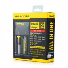 NiteCore Intellicharger i2 Battery Charger 2016 Version Free Delivery