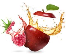 OMG Apple & Raspberry E Liquid