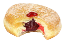 Jam Doughnut e liquid by OMG