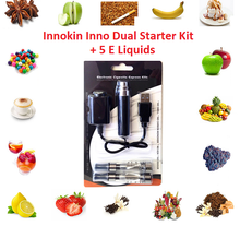 Innokin Express Starter Kit inc 5 x 10ml Liquids Free Delivery £17.99