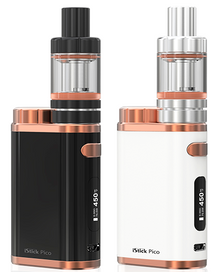 Eleaf iStick Pico 75w Starter Kit 30ml Free E Liquid £45.99