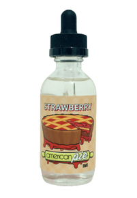 Strawberry Pie By American Pie E Liquids 60ml for Only £17.49