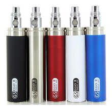 GS eGo III 3200 mAh Battery Colours