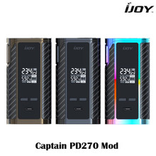IJOY Captain PD270 Box Mod inc Batteries inc Free Delivery Colours