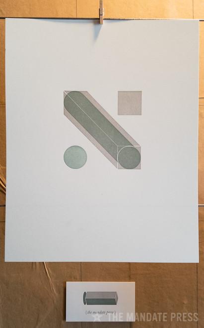 The Mandate Press - art+work 8x10