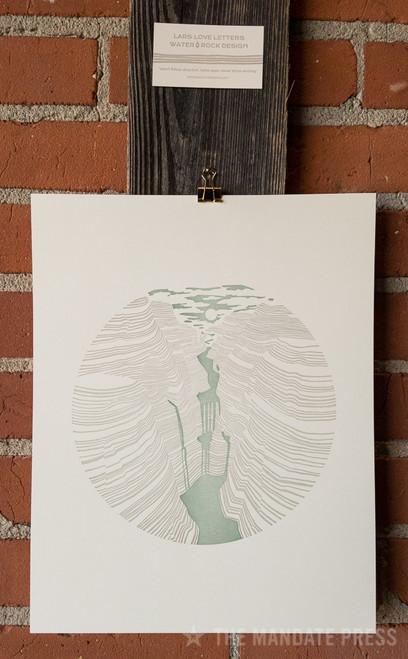 Lars Love Letters - art+work 11x14