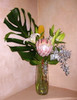 Click for pictures    ---   Special events, weddings and large centerpieces