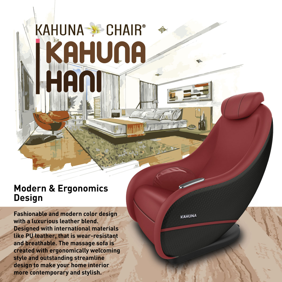 massage chair modern. compact massage chair hani is fashionable l-track with heating that provides ultimate experience. it\u0027s a relaxation therapy both modern n