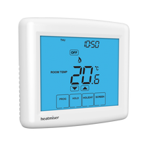Heatmiser Touch-N - 12v Network Programmable Room Thermostat