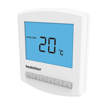 Heatmiser DT-B - Battery Powered Thermostat