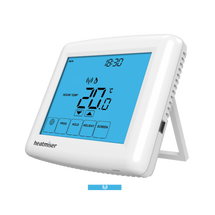 Multi Mode Touch Screen Wireless Thermostat - Heatmiser Touch-RF