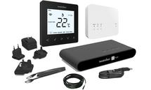 Heatmiser Smart Thermostat Kit -  neoAir Kit Gen 1 Sapphire Black