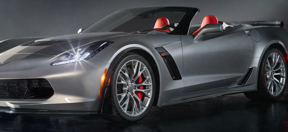 2015 C7 Z06 Corvette