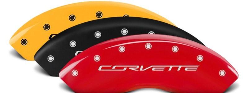 Corvette Brake Caliper Covers
