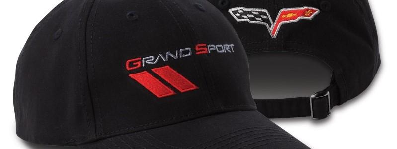 C7 Corvette Grand Sport Black Hat