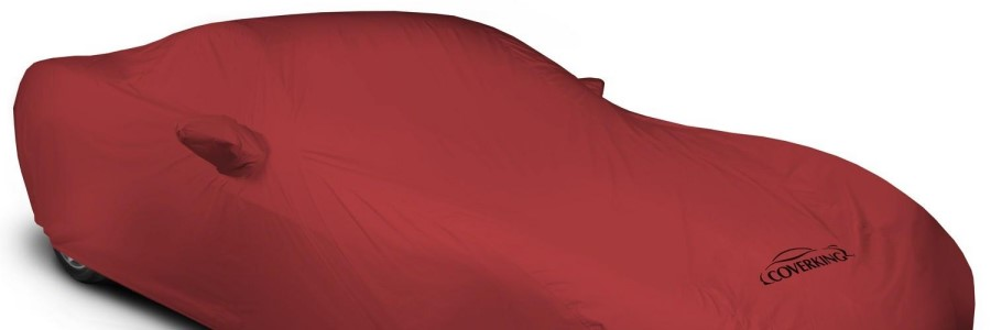 Corvette Red Car Cover
